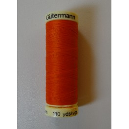 Güterman - Polyester thread, 100 m, red